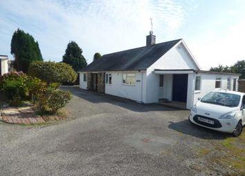 Thumbnail 3 bed bungalow for sale in Lon Glenelen, Abererch, Pwllheli, Gwynedd