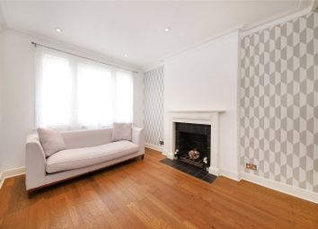 Thumbnail 2 bed flat for sale in Barons Court Road, West Kensington, London