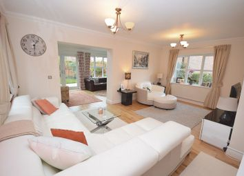 Thumbnail 4 bed detached house for sale in Norlands Park, Widnes