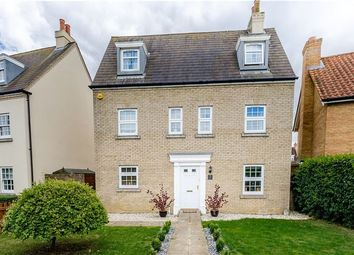 Thumbnail 6 bed detached house for sale in Stour Green, Ely