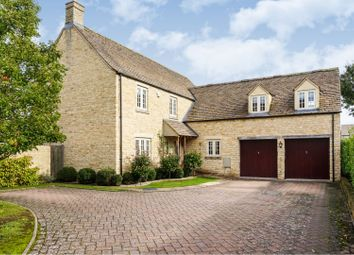 Thumbnail 5 bed detached house for sale in The Wern, Lechlade