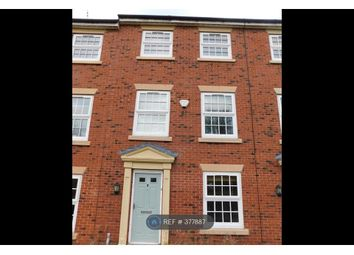 Thumbnail 3 bed terraced house to rent in Holland Walk, Nantwich