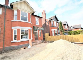Thumbnail 5 bed semi-detached house for sale in Cromley Road, Woodsmoor, Stockport