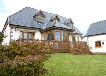 Thumbnail 4 bed detached house for sale in Waunfarlais Road, Llandybie, Ammanford