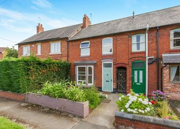 Thumbnail 3 bedroom terraced house for sale in Poplar Close, Wrexham Road, Whitchurch