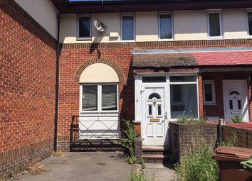 Thumbnail 3 bed terraced house to rent in Oxley Close, London