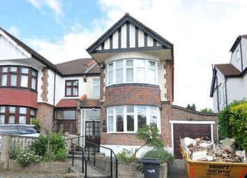 Thumbnail 3 bed property to rent in Minchenden Crescent, Southgate