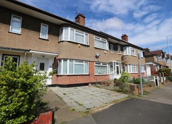 Thumbnail 3 bed terraced house to rent in Sidmouth Drive, Ruislip