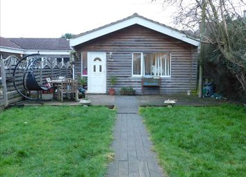 Thumbnail 2 bedroom bungalow to rent in Napier Road, Gillingham, Gillingham