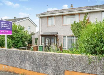 3 bed semi-detached house for sale in Coombe Park Lane, Plymouth PL5
