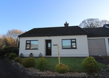 Thumbnail 2 bed semi-detached bungalow for sale in Maes Y Tren, Felinfach, Lampeter