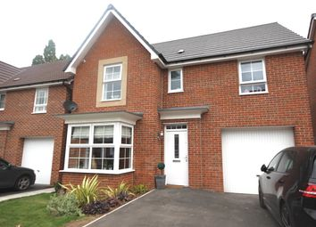 Thumbnail 4 bed detached house for sale in Piccadilly Close, Mansfield Woodhouse, Nottinghamshire