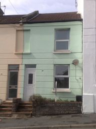 Thumbnail 2 bed terraced house to rent in Old London Road, Hastings
