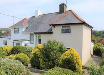 Thumbnail 3 bed property for sale in Hillside Road, Falmouth