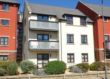 Thumbnail 2 bed flat for sale in Ellen Wharf, Maryport, Cumbria