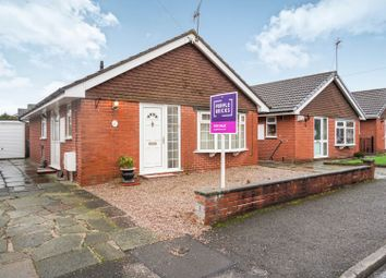Thumbnail 2 bed detached bungalow for sale in Dee Close, Sandbach