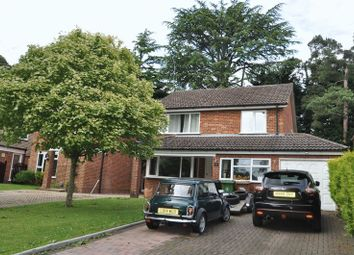 Thumbnail 3 bed detached house to rent in Bramble Bank, Frimley Green, Camberley