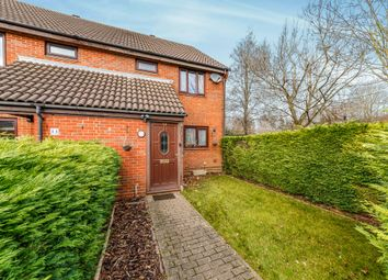Thumbnail 3 bed end terrace house for sale in Russettwood, Welwyn Garden City