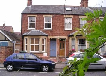 Thumbnail 3 bed end terrace house to rent in Oatlands Road, Oxford