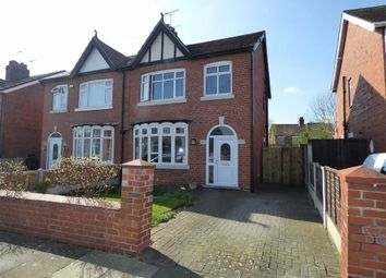 Thumbnail 3 bed semi-detached house for sale in Carlisle Street, Crewe