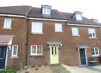 Thumbnail 3 bed town house for sale in Queen Eleanor Road, Gillingham