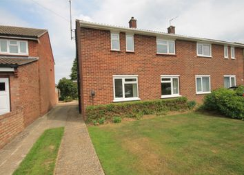 Thumbnail 3 bed semi-detached house for sale in Longcroft Road, Thatcham