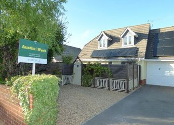 Thumbnail 2 bed link-detached house for sale in Knighton Heath, Bournemouth, Dorset