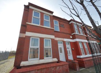 Thumbnail 3 bed end terrace house to rent in Cleveland Street, Birkenhead