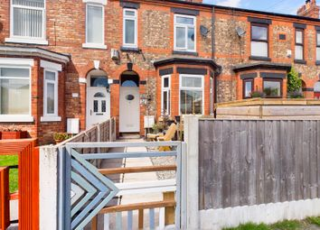 Thumbnail 2 bed terraced house for sale in Lock Lane, Partington, Manchester