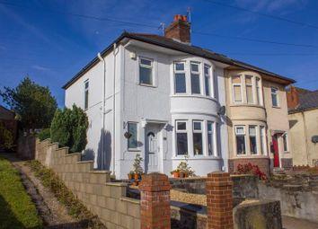 3 bed semi-detached house for sale in Penlan Road, Llandough, Penarth CF64