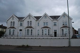 Thumbnail 2 bed flat to rent in Salterton Road, Exmouth