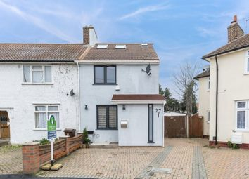 Thumbnail 4 bed property for sale in Coote Road, Dagenham