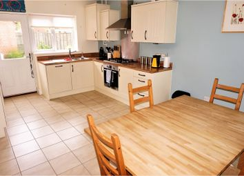 Thumbnail 3 bedroom link-detached house for sale in Venus Way, Peterborough