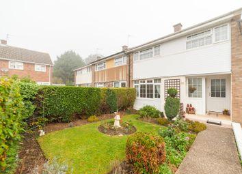 Thumbnail 3 bed terraced house for sale in Caernarvon Crescent, Milton Keynes, Buckinghamshire