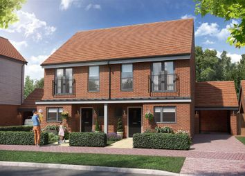 Thumbnail 3 bed semi-detached house for sale in Chilmington Gate, Chilmington Avenue, Ashford