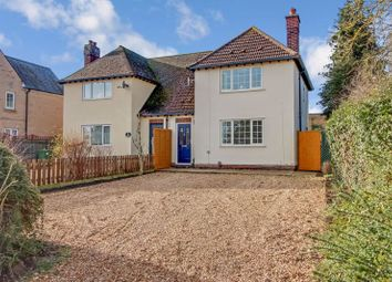 3 bed semi-detached house for sale in Great North Road, Eaton Socon, St. Neots PE19