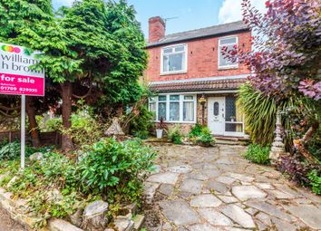 Thumbnail 3 bed semi-detached house for sale in Chatham Street, Clifton, Rotherham