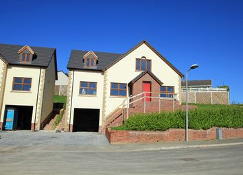 Thumbnail 4 bed detached house for sale in New House Plot 2, Trem Y Cwm, Llangynin, St. Clears, Carmarthenshire