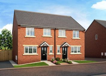 "Thumbnail 3 bedroom property for sale in ""The Larch At Westbeck"" at Stooperdale Avenue, Darlington"