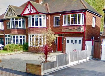 Thumbnail 4 bed semi-detached house to rent in Leamington Road, Styvechale, Coventry