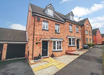 Thumbnail 4 bed town house for sale in Harvest Lane, Huthwaite, Sutton-In-Ashfield