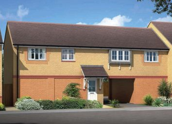 "Thumbnail 2 bedroom flat for sale in ""Madeley"" at Michaels Drive, Corby"