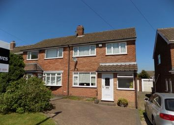 Thumbnail 3 bed semi-detached house for sale in Hundred Acre Road, Streetly, Sutton Coldfield