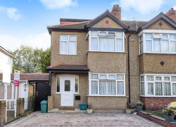 Thumbnail 4 bed terraced house for sale in Tramway Path, Mitcham