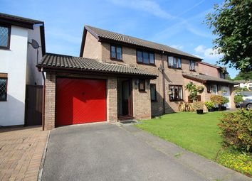 Thumbnail 3 bed semi-detached house for sale in Gobannium Way, Ysbytty Fields, Abergavenny