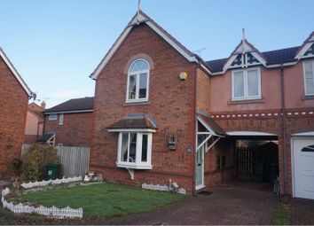 Thumbnail 3 bed link-detached house to rent in Benton Drive, Chester