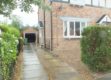 Thumbnail 3 bedroom semi-detached house to rent in Stonegate Lane, Meanwood, Leeds