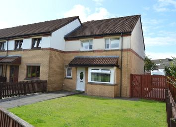 Thumbnail 4 bedroom end terrace house for sale in Gallagher Way, Renton, Dumbarton