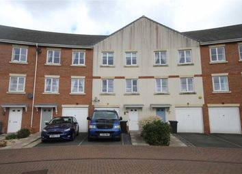 Thumbnail 4 bed terraced house for sale in Mayflower Road, Swindon, Wiltshire
