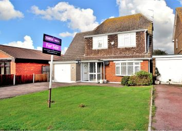 Thumbnail 4 bed detached house for sale in Summerville Avenue, Sheerness